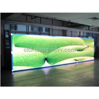 P10 Outdoor Full Color Mobile LED Display Electronic Signs V60 / H120 View Angle
