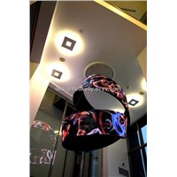 P10 full color Flexible LED display/screen