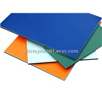 PE core aluminum composite panel