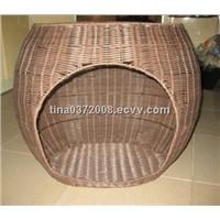 PE weaving pet house/animal house