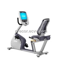 PRECOR RBK 885 Recumbent Bike Fitness Exercise Equipment