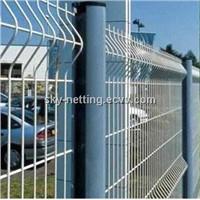 PVC Coated Garden Fence, PVC Coated Bending Fencing ( Manufacturer)