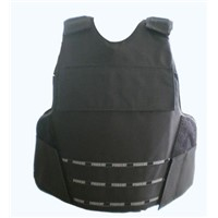 Police Overt Vest with Flank Protection