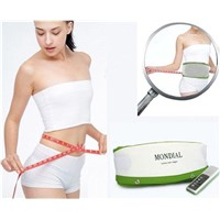 Professional slimming belt fat burnning massage belt with two motors