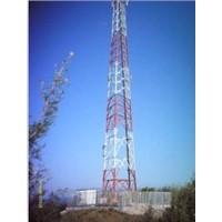 QDQT-angle steel tower