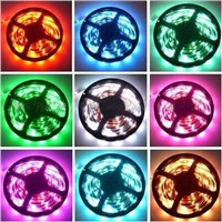 5050 60LED RGB Color Changing LED Flexible Strip