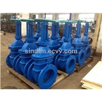 Rising Stem Metal Seated Gate Valves ANSI 125/150