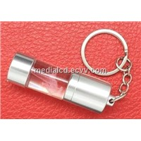 Round Crystal USB Flash Drive 2GB 8GB 16GB 32GB