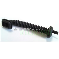 Rubber Sheath, Auto Wiring Harness Protector, Rubber Protector, auto parts