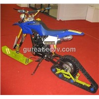 Rubber Tracks System for Motor-Belt Dirt Bike (LE-118)