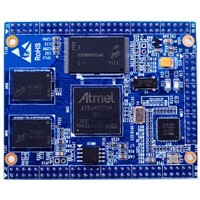 SAMA5D35 Cortex-A5 CPU board, Low power consumption, Linux system