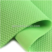 Sandwich Polyester Knitting Fabric for Footwear Industry