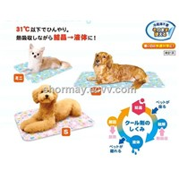 Self Cooling PCM PET Cool Mat