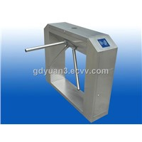 IP56 Semi-Automatic Bridge-Shape Tripod Turnstile