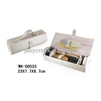 Shoe kit box