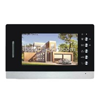 Tcp/Ip Digital Building Intercom System Indoor Monitor