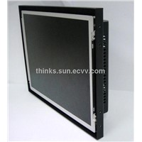 Touch screen industrial LCD monitor