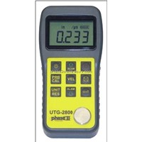 Ultrasonic Portable Thickness Gauge UTG-2800
