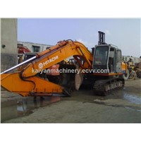 Used Hydraulic Crawler Excavator Hitachi EX200-1 Original Paint