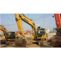 Used Crawler Excavator Komatsu PC200-8 Ready for Work