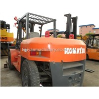 Used Forklift Komatsu FD100-8 Ready for Work
