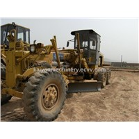 Used Motor Grader CAT 605A in Good Condition