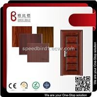 Vcm PVC Laminated Steel Coil/Sheet for Door