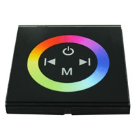 Wall-Mounted LED RGB Controller(SC-TC08)