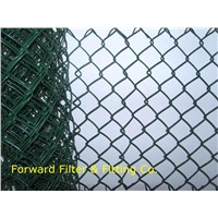 Chain Link Mesh Fence of high quality