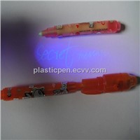 Wholesale Invisible Ink Pen with UV Light, Secret Message Pen, UV Pen