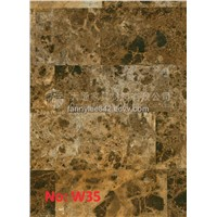 Wrapping paper profile design---emboss paper