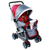 YB38028A reversible baby stroller