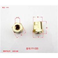 YY020 Copper Tube, Brass Tube, Brass Sleeve