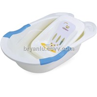 baby bathtub with lying board model 8837#