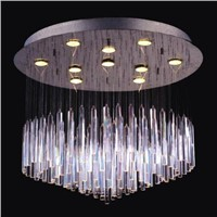 beauty glass pendant light for indoor house