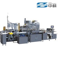 box packing Machine Passed CE (ZK-660A)