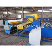 building material wire mesh welding machines(line wire in coil)