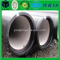cement lined ductile iron pipe dimension