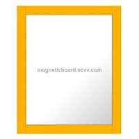 display board with frame/kids board