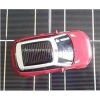 epoxy resin solar panel for solar toy car