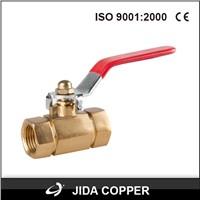 forged brass chain ball valves brass ball cock valve