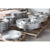 forged carbon steel or stainless steel flanges