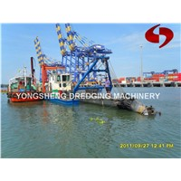 hydraulic cutter head dredger