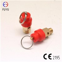 low pressure safety relief valve for air comprssor