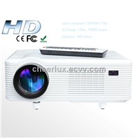 portable home entertainment projector built in TV tuner