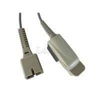 reusable Nellcor 9 pin fingertip spo2 sensor with DEC8+DS100A
