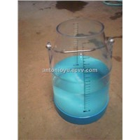 transparent milk bucket 25L