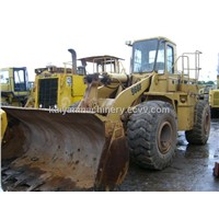 Used Caterpillar Wheel Loader CAT 966F/ Origin Japan/ Origin Oil Paint Ready for Work!