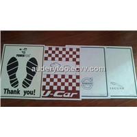 car mat floor paper anti-skidding&waterproof