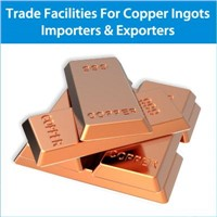 Trade Finance Facilities for Copper Ingot Importers & Exporters